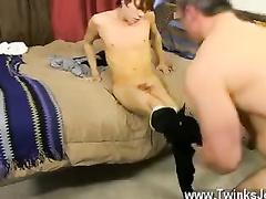 Kyler Moss and Brock Landon in a wonderful sex scene