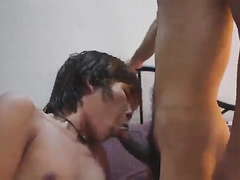Twinks are sucking tongues and fucking assholes