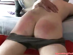 Steaming hot gay ass spank video is up to turn you on!