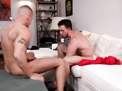 Bro! we didn't Hookup after Clubbing, let's just Bareback Fuck